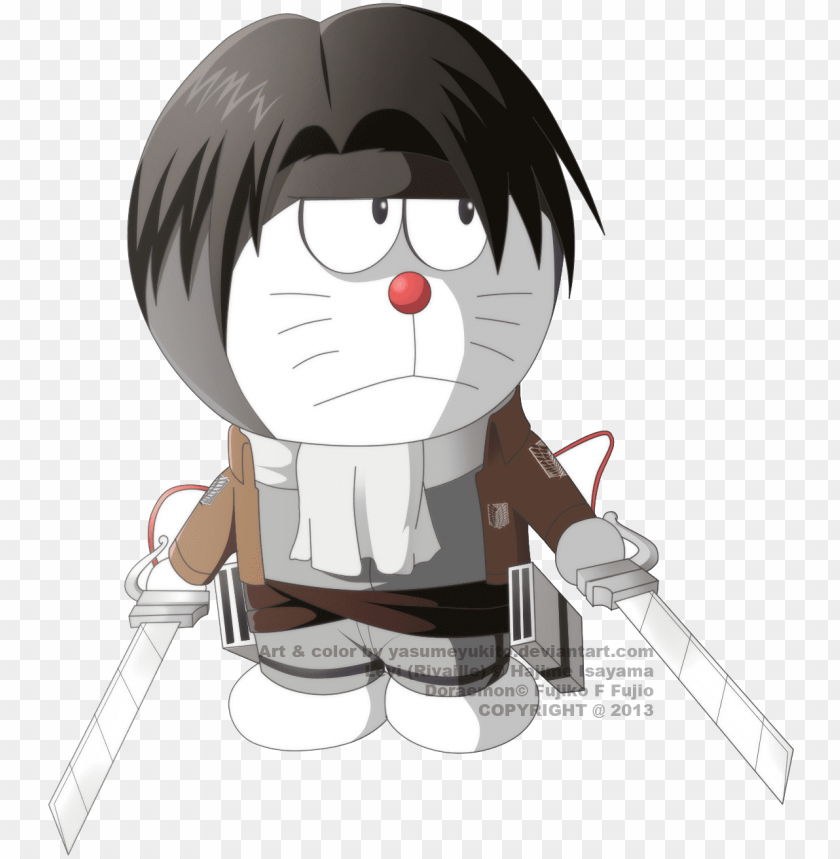 free PNG levi 'rivaille' images leviemon hd wallpaper and background - doraemon attack on tita PNG image with transparent background PNG images transparent