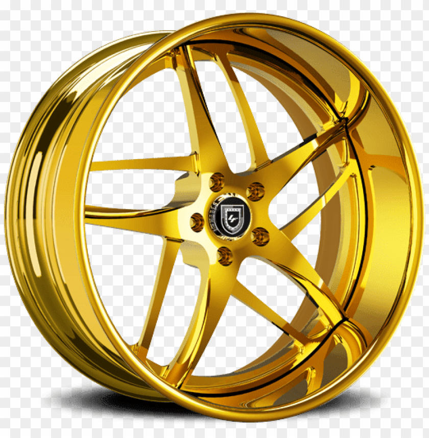 free PNG lexani rims gold PNG image with transparent background PNG images transparent