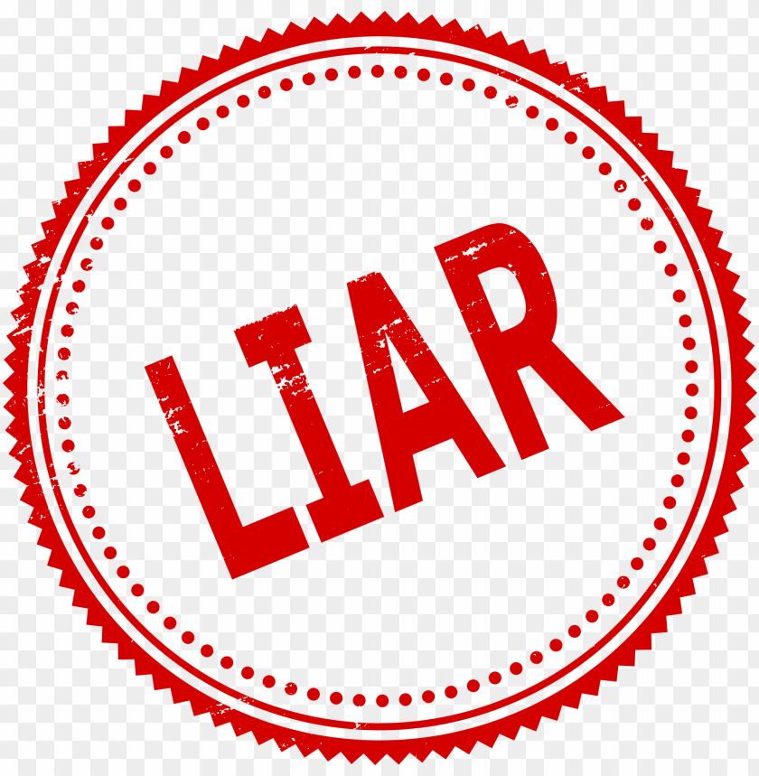 free PNG Liar Stamp png - Free PNG Images PNG images transparent