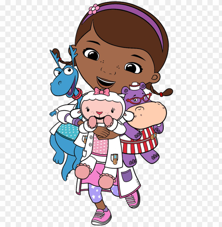 free PNG library library clip art disney galore lambie stuffy - doc mcstuffins clipart PNG image with transparent background PNG images transparent