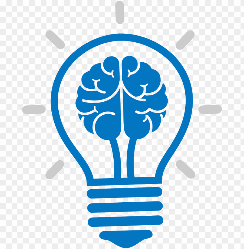 free PNG light brain incandescent bulb cartoon icon - brain light icon png - Free PNG Images PNG images transparent