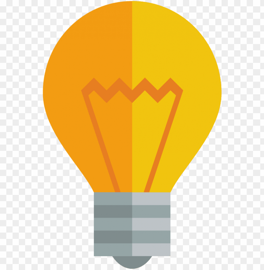 free PNG light bulb icon - lightbulb flat PNG image with transparent background PNG images transparent