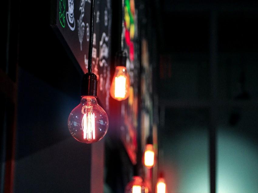 free PNG light bulb, lighting, electricity, light, room background PNG images transparent
