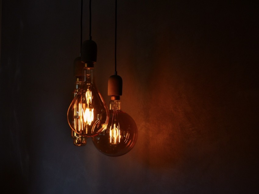 free PNG light bulbs, electricity, lighting, wall background PNG images transparent