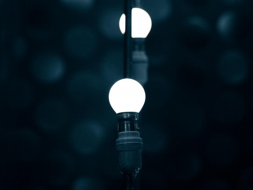 free PNG light bulbs, lighting, electricity, dark background PNG images transparent