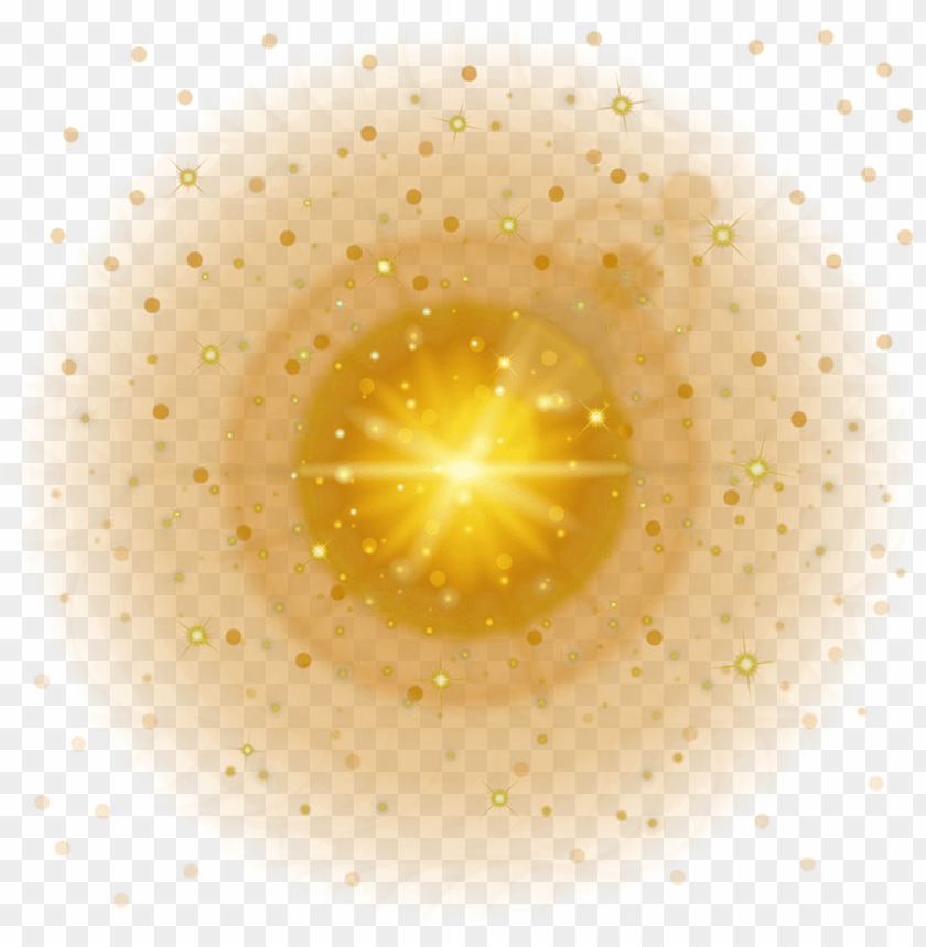 free PNG light lens flare yellow ftestickers effect - background light effect PNG image with transparent background PNG images transparent