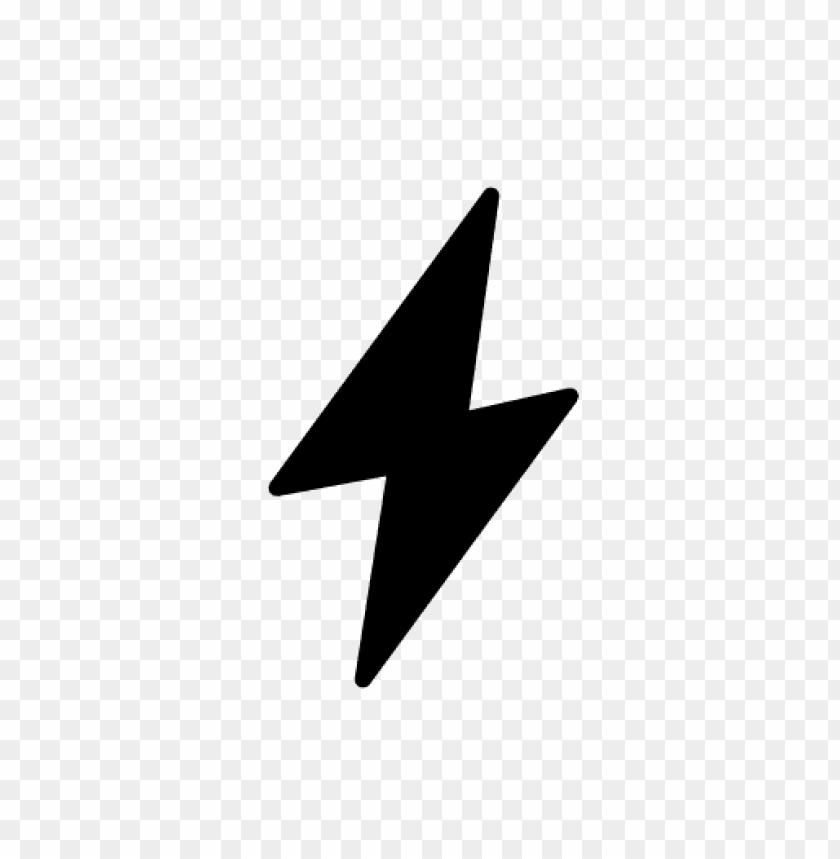 Lightning Bolt Logo Png Image With Transparent Background Toppng
