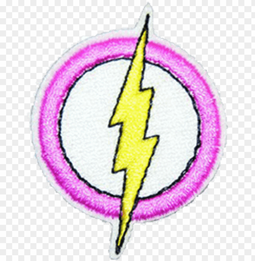 free PNG lightning bolt patch PNG image with transparent background PNG images transparent