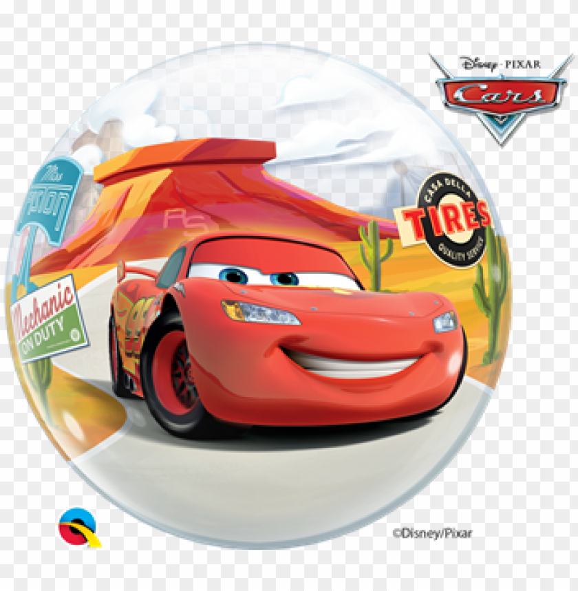 free PNG lightning mcqueen bubble balloon birthday PNG image with transparent background PNG images transparent