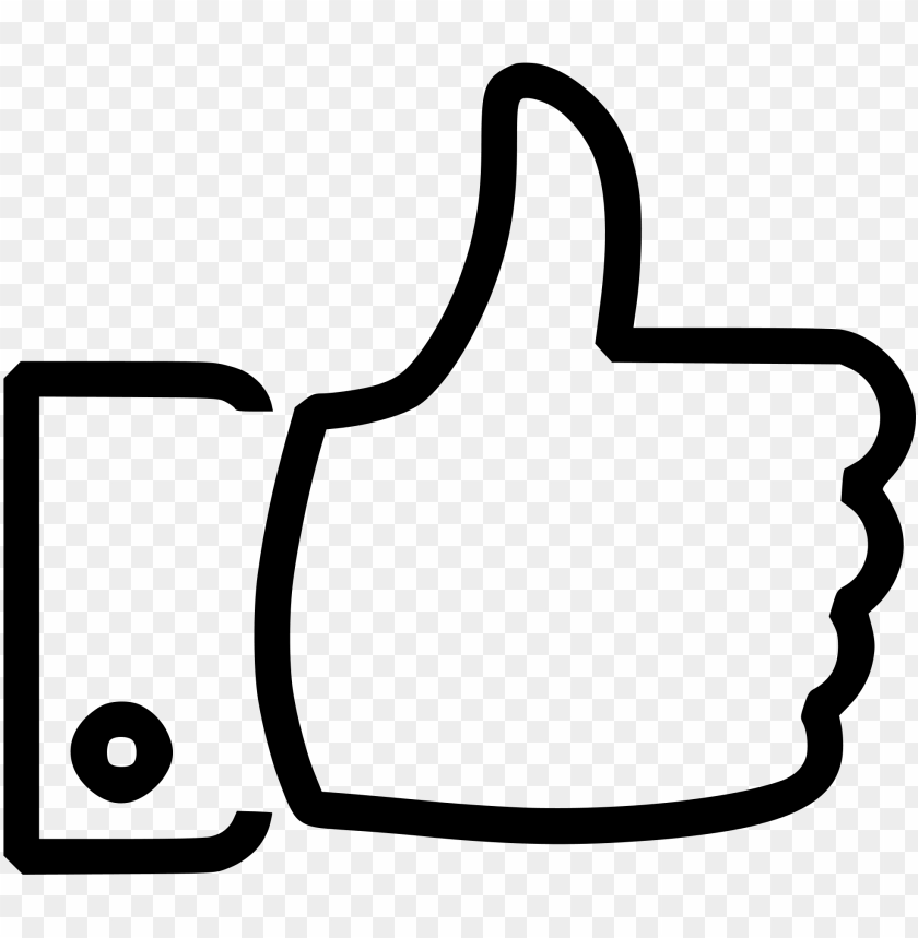 free PNG like thumb up thumbup agree admit yes comments - thumb signal PNG image with transparent background PNG images transparent