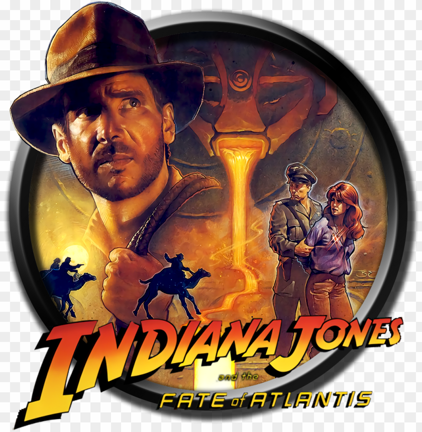 free PNG liked like share - indiana jones and the fate of atlantis ico PNG image with transparent background PNG images transparent