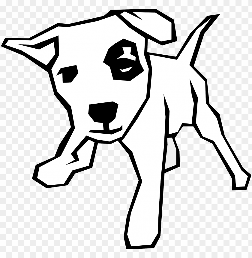 free PNG line drawings of dog - cute puppy shower curtai PNG image with transparent background PNG images transparent