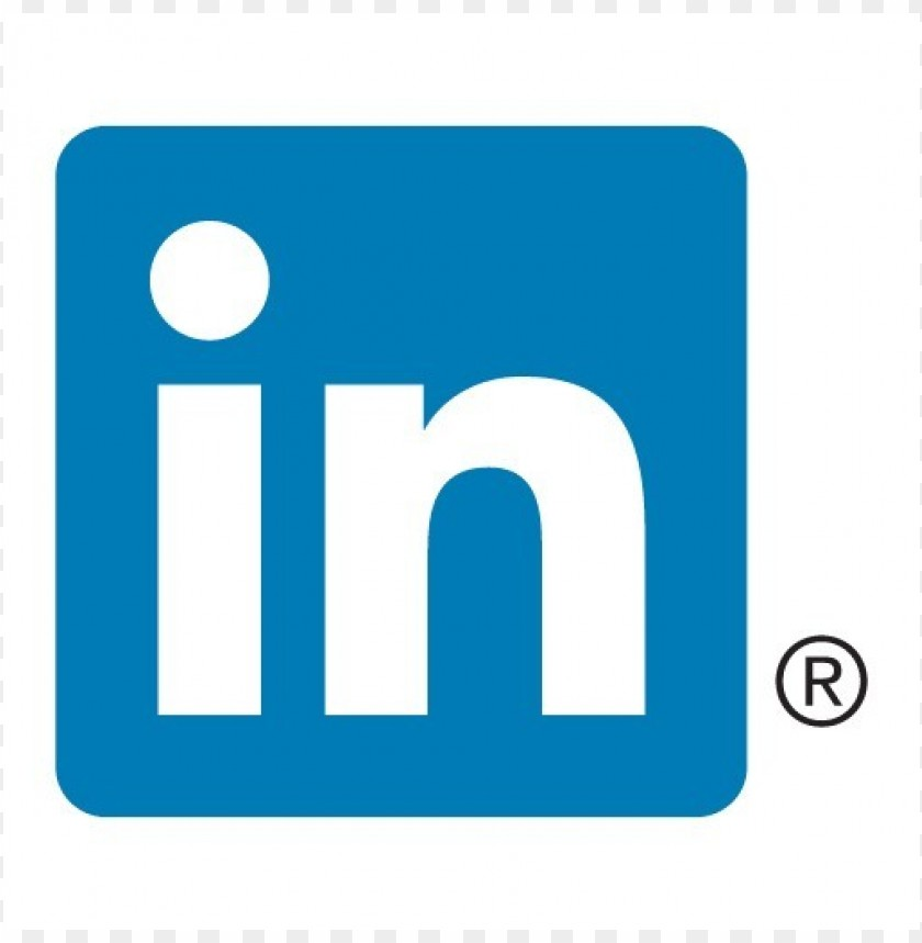free PNG linkedin [in] icon vector download PNG images transparent