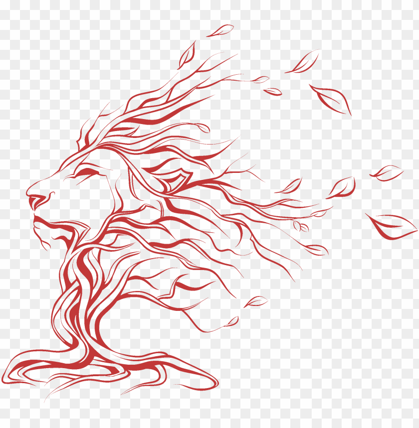 Lion Tattoo Clipart Singham Geometric Lion Tattoo Png Image With Transparent Background Toppng The tattoos last around a week and look completely real. lion tattoo clipart singham geometric