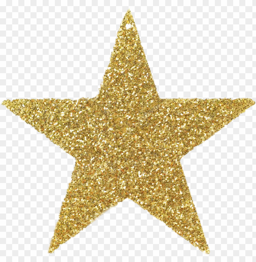 litter gold star clipart PNG image with transparent ...