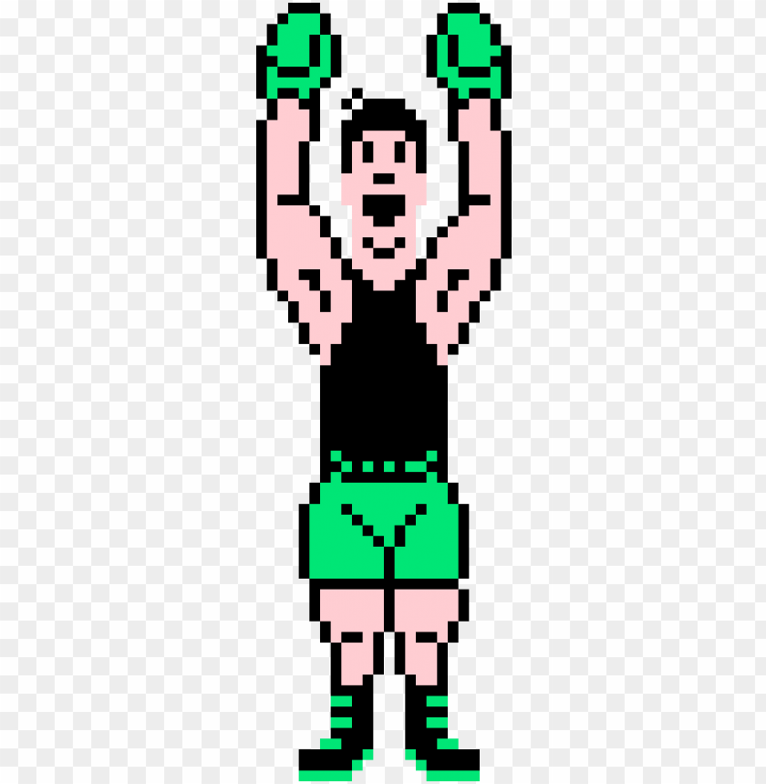 free PNG little mac - punch out little mac sprite PNG image with transparent background PNG images transparent
