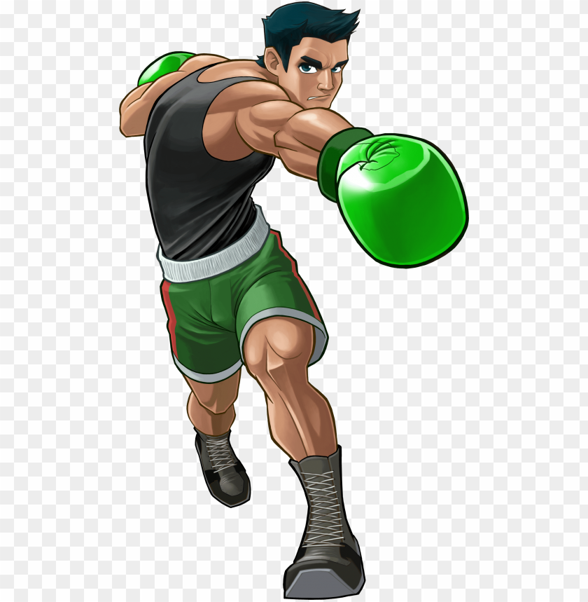 free PNG little mac wii 3 - punch out wii little mac PNG image with transparent background PNG images transparent