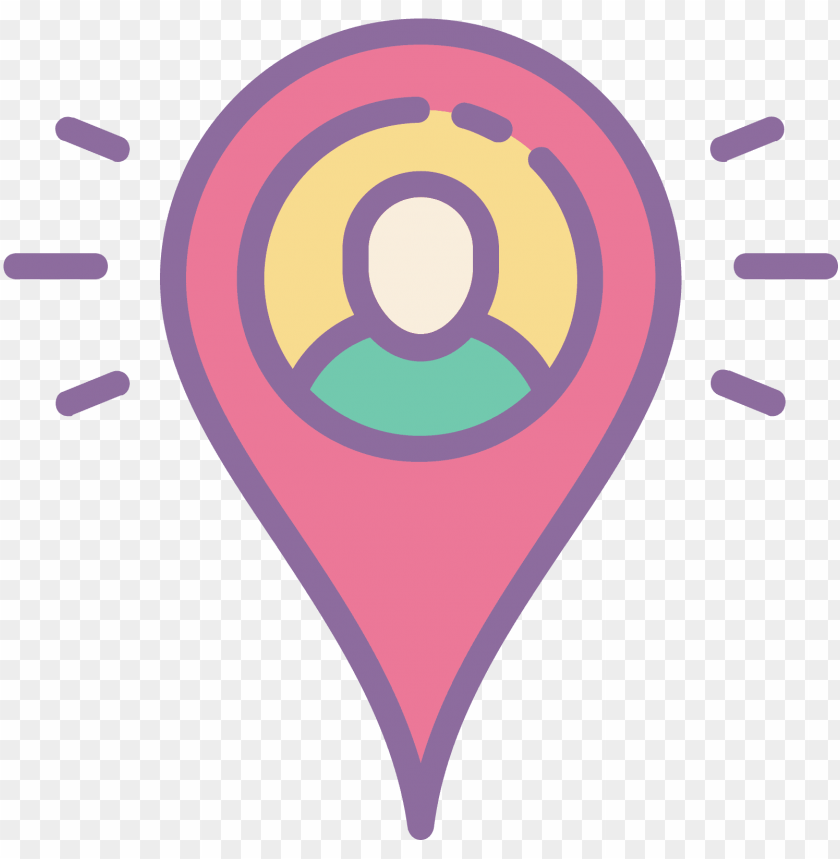 location clipart location pointer ubication icon png pink png image with transparent background toppng toppng