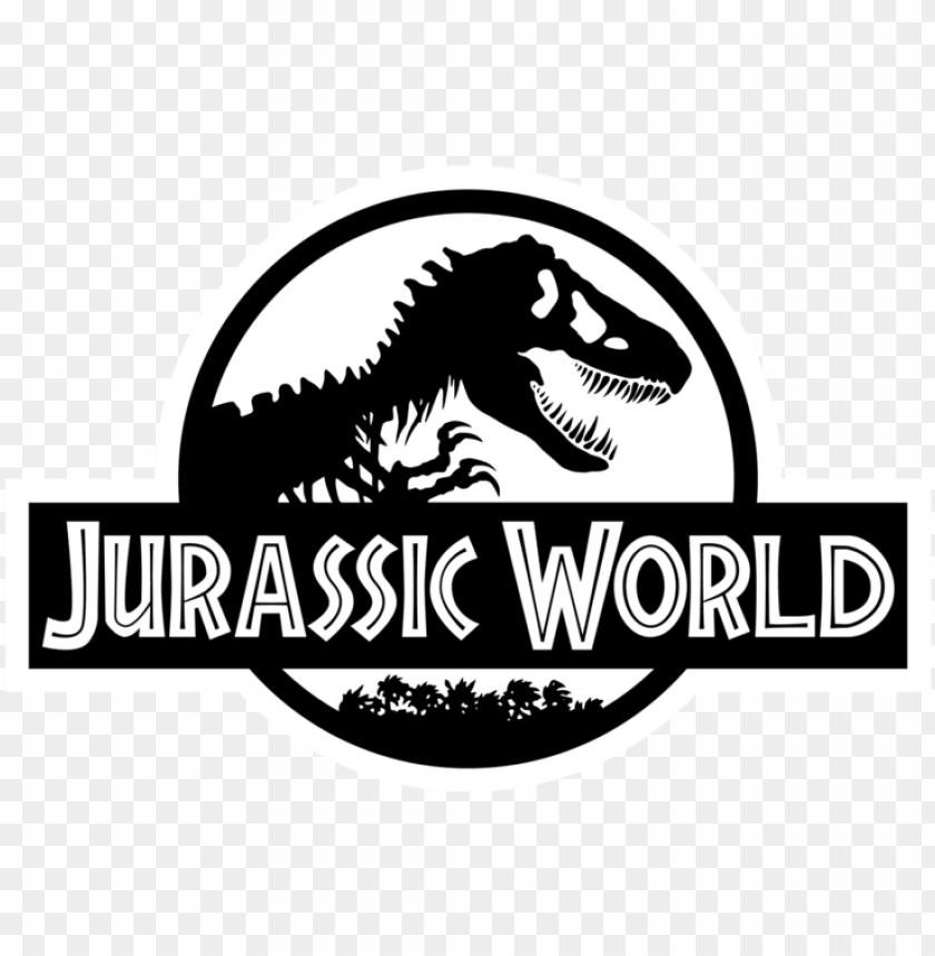free PNG logo clipart jurassic park - jurassic world logo PNG image with transparent background PNG images transparent