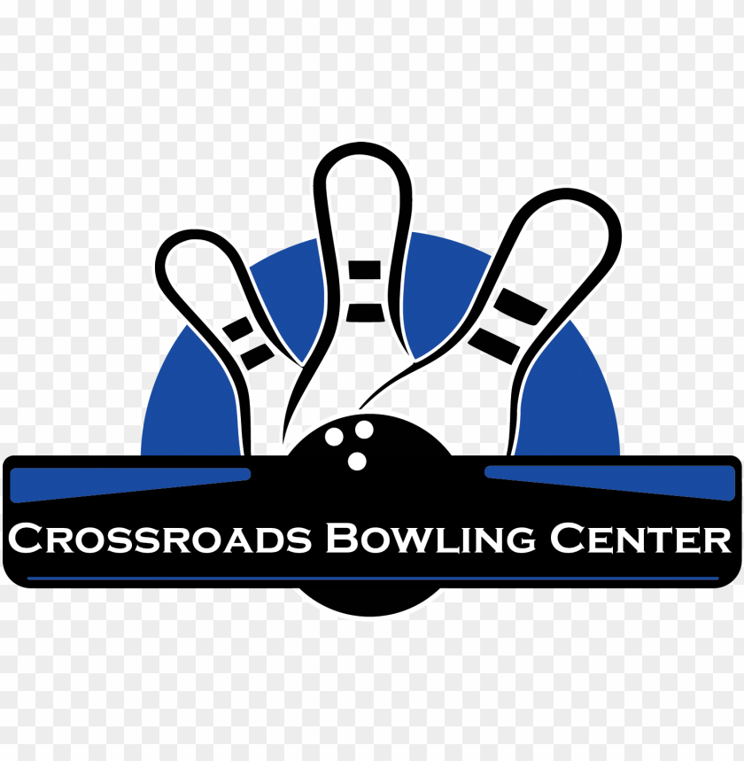 free PNG logo - crossroads bowling center PNG image with transparent background PNG images transparent