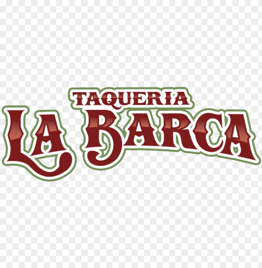 logo design web design eureka mckinleyville arcata - taqueria la barca PNG image with transparent background@toppng.com