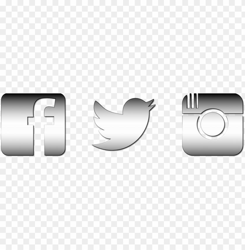 free PNG logo facebook instagram twitter .png PNG image with transparent background PNG images transparent
