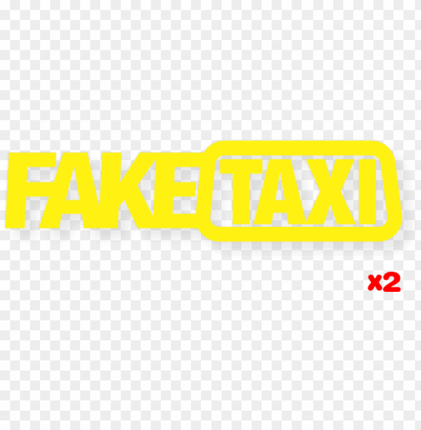 free PNG logo fake taxi png - fake taxi PNG image with transparent background PNG images transparent