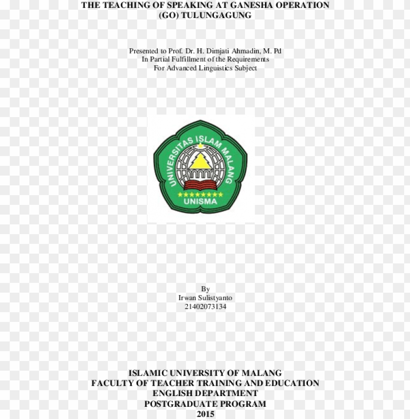 free PNG logo ganesha operation png - islamic university of mala PNG image with transparent background PNG images transparent