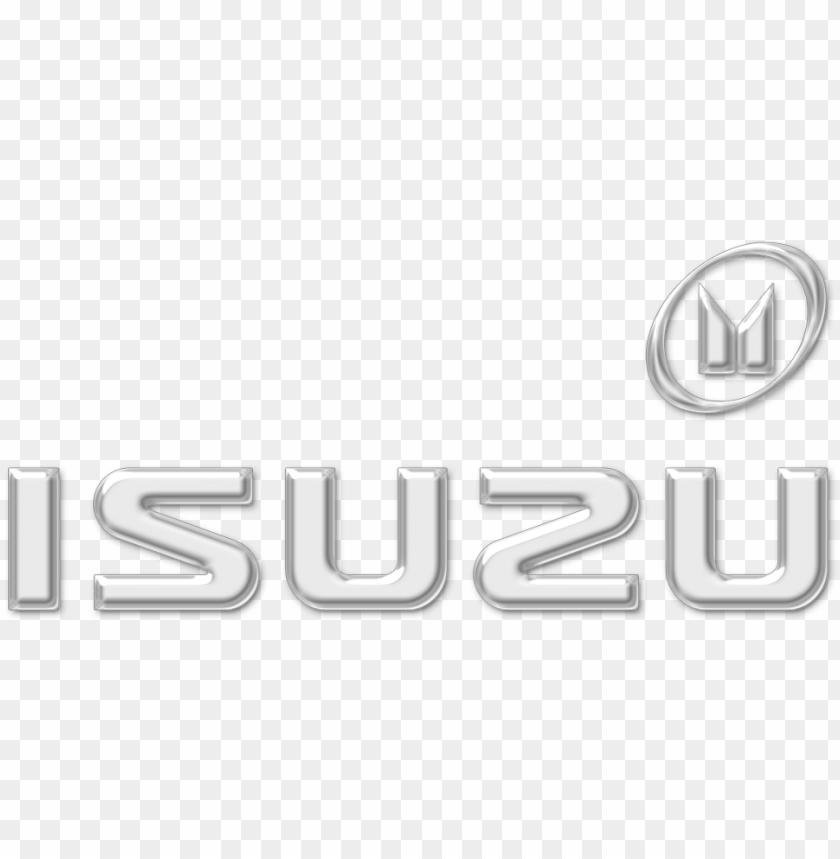 free PNG logo isuzu - isuzu 3d logo PNG image with transparent background PNG images transparent