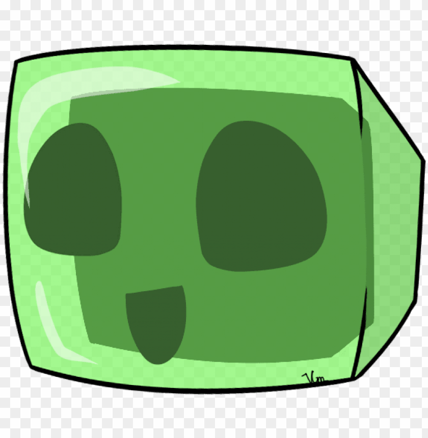 Logo Magniaradio Minecraft Slime Png Image With Transparent