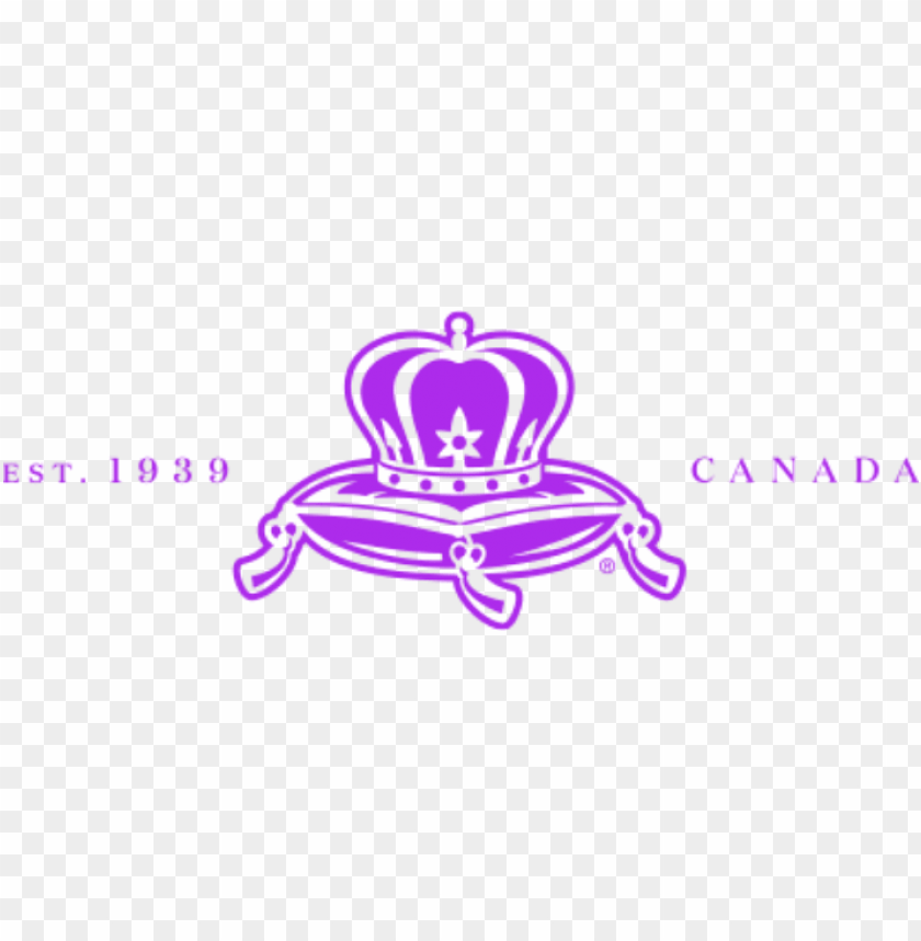 free PNG logo - maple crown royal label PNG image with transparent background PNG images transparent