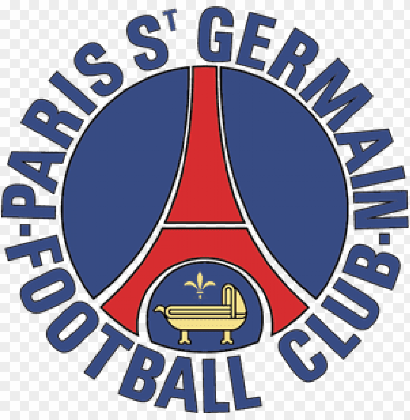 Logo Paris Saint Germain Png Image With Transparent Background Toppng
