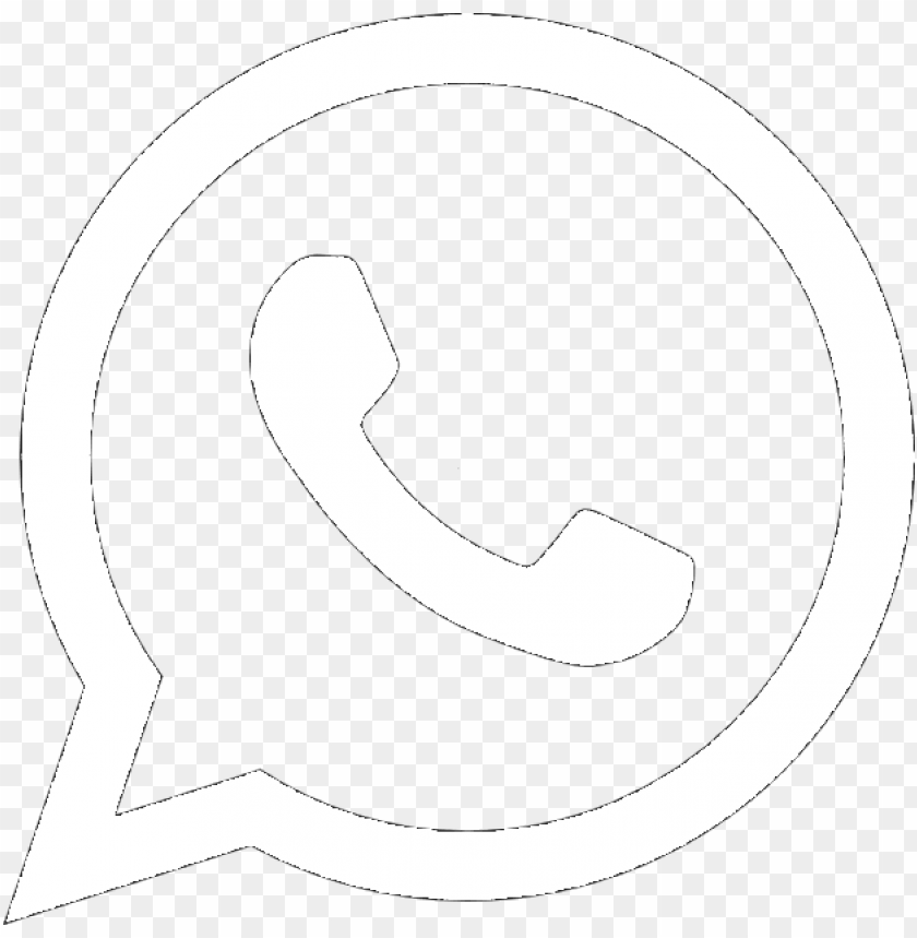 free PNG logo whatsapp branco png - icone whatsapp png branco PNG image with transparent background PNG images transparent