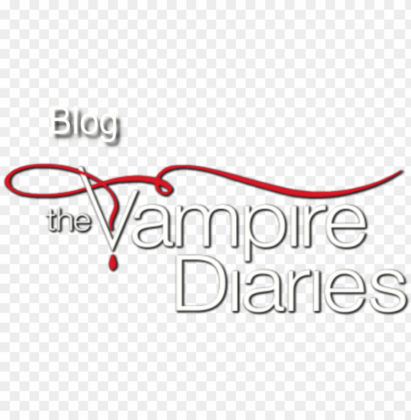 free PNG logotipos do blog the vampire diaries - vampire diaries laptop stickers PNG image with transparent background PNG images transparent