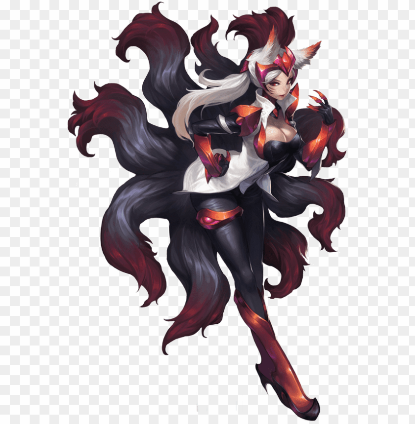 Lol League Of Legends Game League Of Legends Ahri Ahri Do League Of Legends Png Image With Transparent Background Toppng
