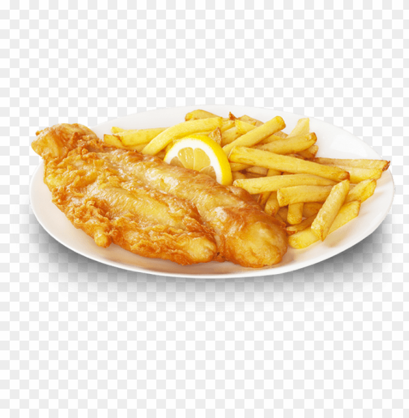 free PNG london's famous fish and chips - fish and chips PNG image with transparent background PNG images transparent