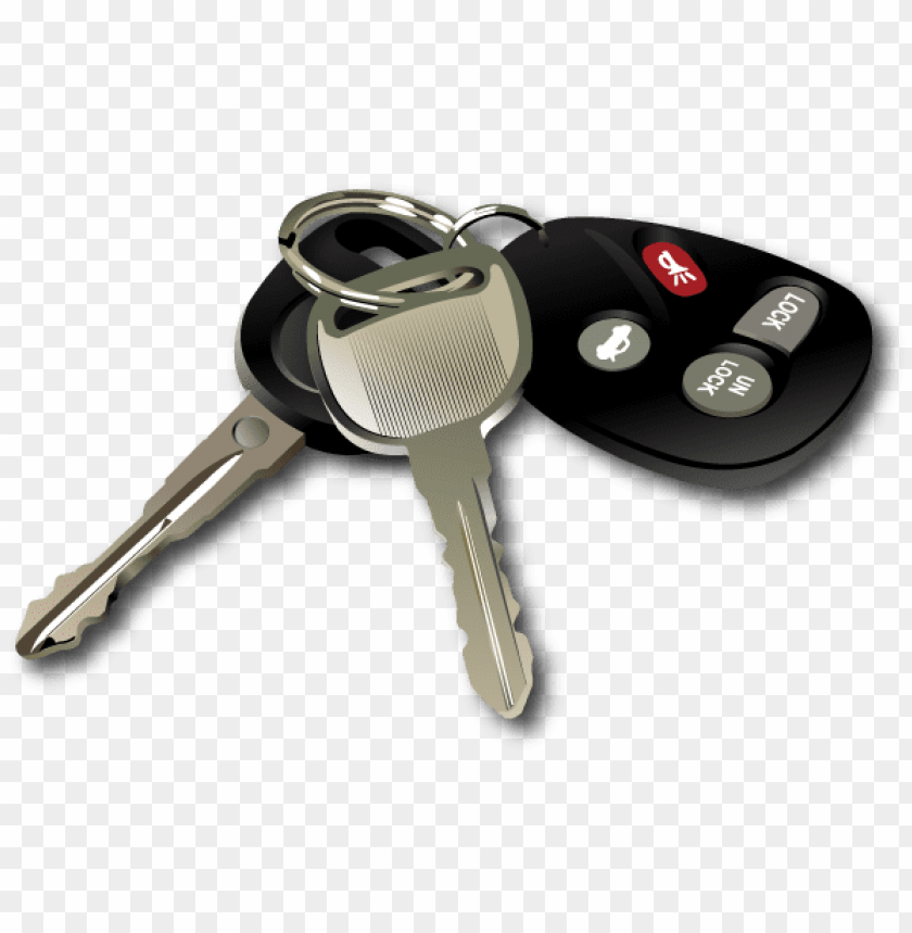 Loose Your Key Fob With Keys Png