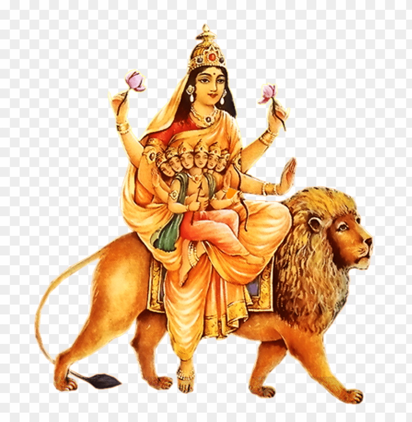 free PNG Download lord durga png images background PNG images transparent