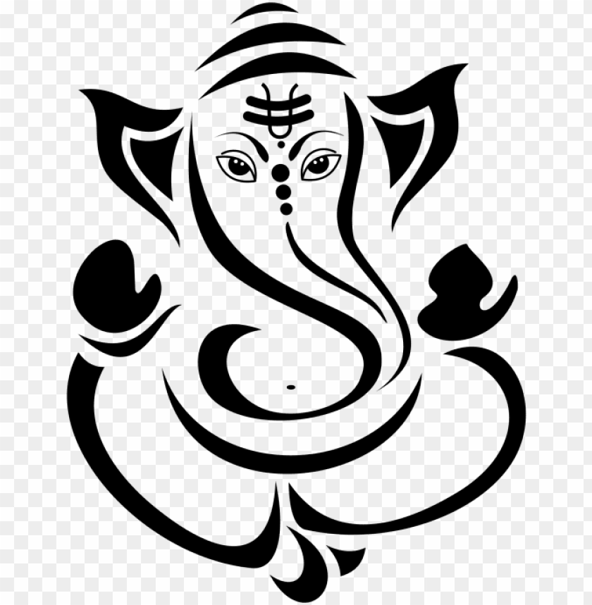free PNG lord ganesha vector PNG image with transparent background PNG images transparent