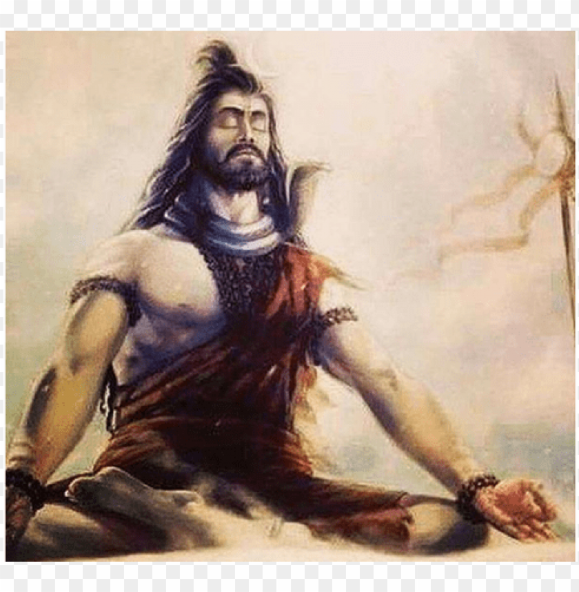 free PNG lord shiva - lord shiva hd PNG image with transparent background PNG images transparent