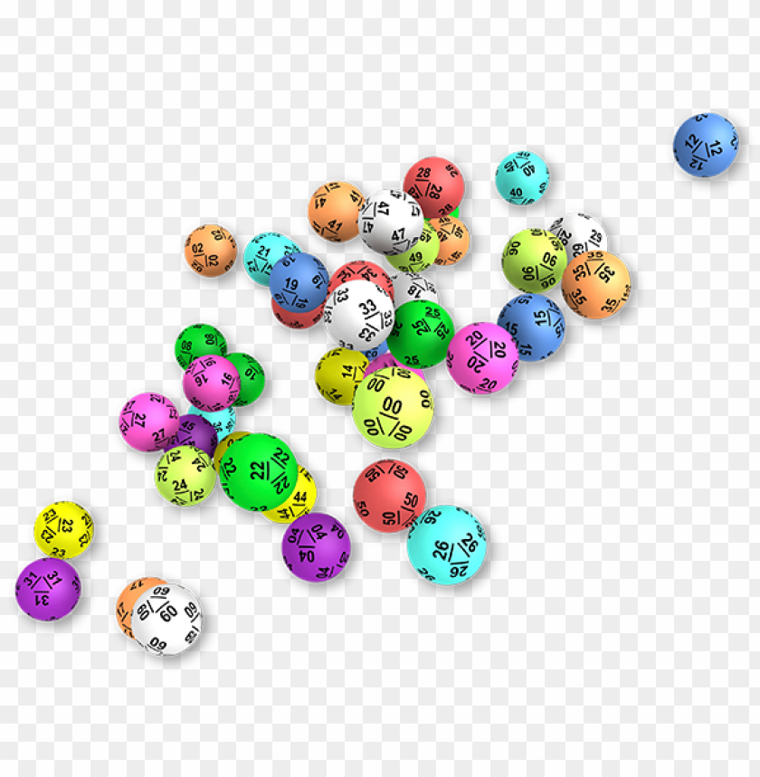 free PNG lottery balls - lotto balls PNG image with transparent background PNG images transparent