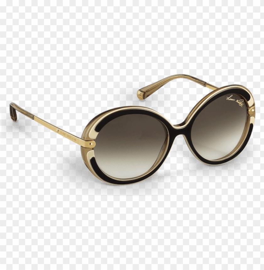 free PNG louis vuitton anthea sunglasses - louis vuitton sunglasses female PNG image with transparent background PNG images transparent