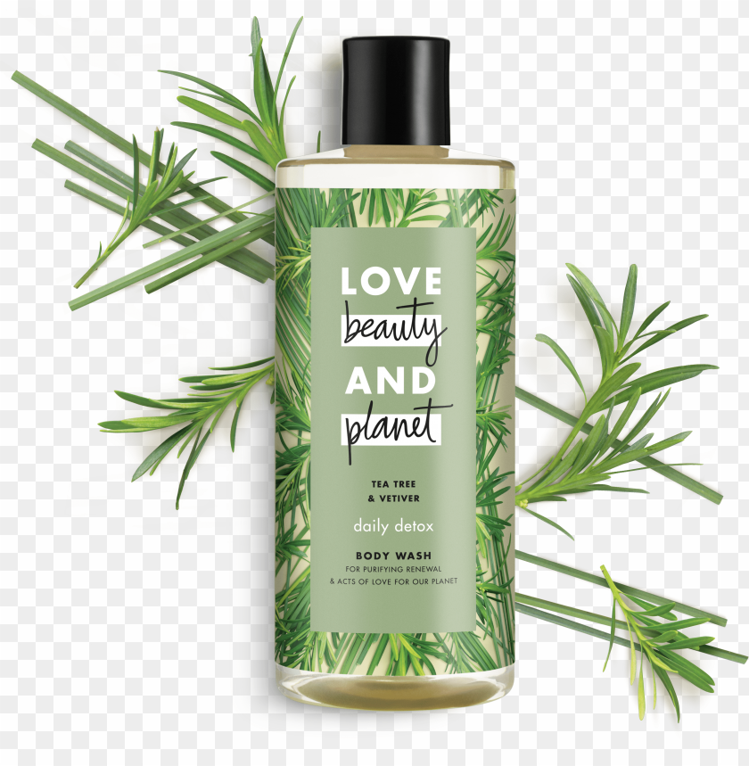 free PNG love beauty and planet rosemary & vetiver shower gel - love beauty and planet shampoo review PNG image with transparent background PNG images transparent