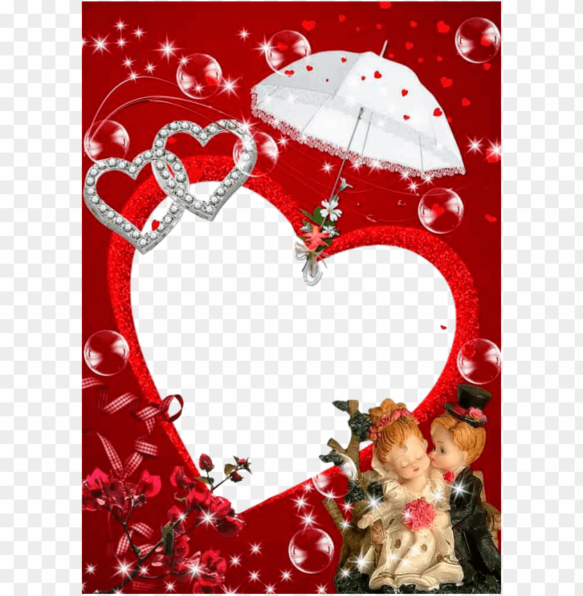 free PNG love frame free png image - love photo frame PNG image with transparent background PNG images transparent