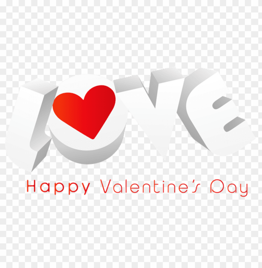 Download Love Happy Valentine S Day Transparent Png Images Background Toppng