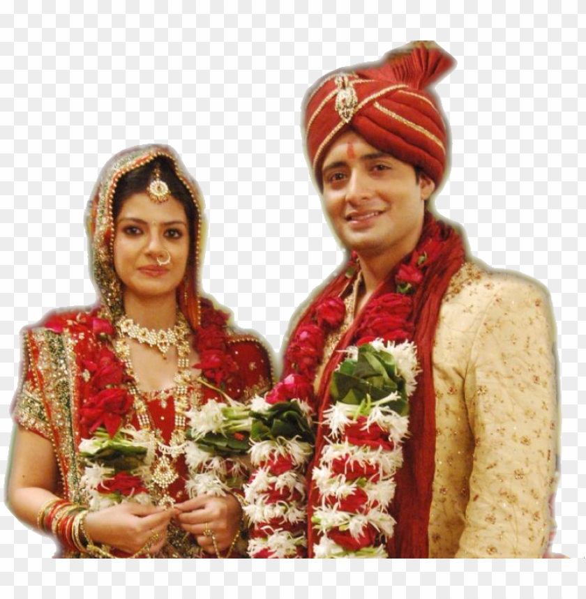 free PNG love marriage - indian wedding couple PNG image with transparent background PNG images transparent