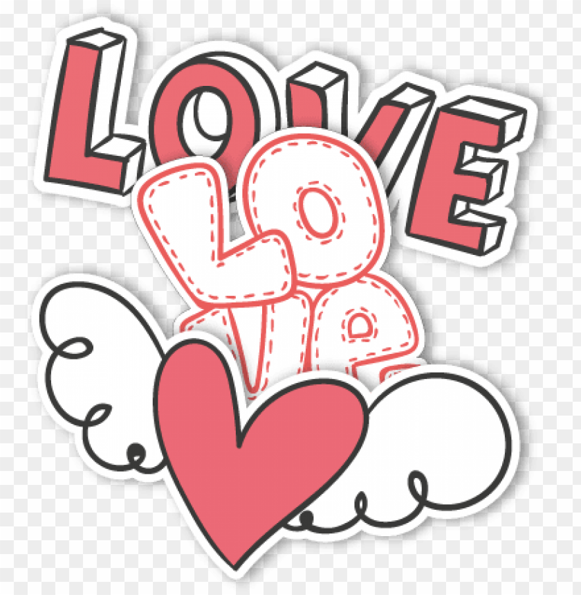 free PNG love png transparent image - stickers amor PNG image with transparent background PNG images transparent