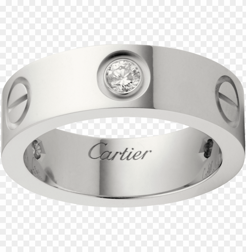 free PNG love ring, 3 diamondswhite gold, diamonds - cartier ring white gold diamond PNG image with transparent background PNG images transparent