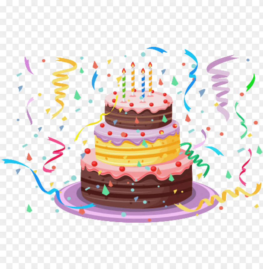 free PNG lovely free birthday cake clip art lovely thecakeplace - birthday cake PNG image with transparent background PNG images transparent