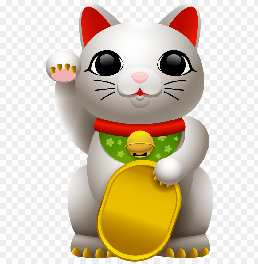 free PNG Download lucky cat clipart png photo   PNG images transparent